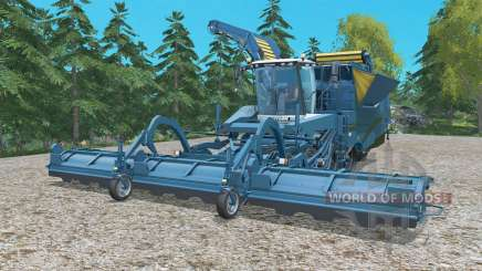 Grimme Maxtron 620&Tectron 415 for Farming Simulator 2015