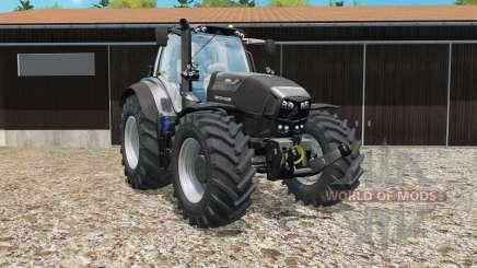 Deutz-Fahr 7250 TTV Agrotron Black Edition for Farming Simulator 2015
