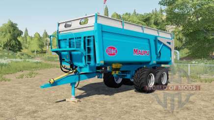 Maupu BBM 16 EVOlution for Farming Simulator 2017
