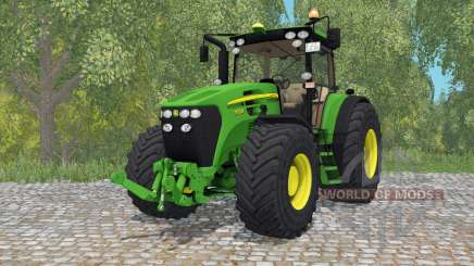 John Deere 7930 clean&dirt for Farming Simulator 2015