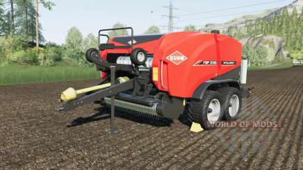 Kuhn FBP 3135 working speed 30 km-h for Farming Simulator 2017