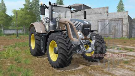 Fendt 900 Vario with full color selection for Farming Simulator 2017