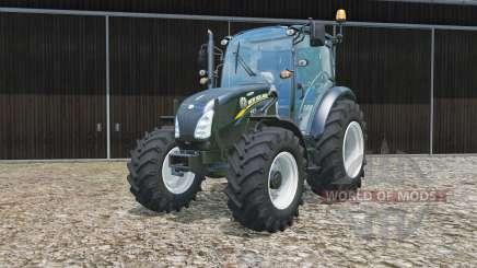 New Holland T4.75 Black Editioɳ for Farming Simulator 2015