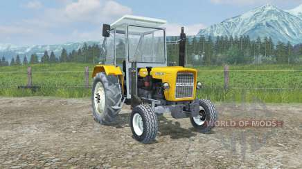Ursus C-330 with front loader for Farming Simulator 2013