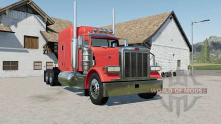Peterbilt 379 1987 static lights for Farming Simulator 2017