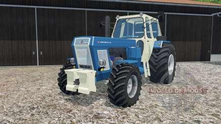 Fortschritt ZT 403 no pollution for Farming Simulator 2015