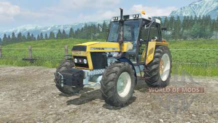 Ursus 1614 MoreRealistic for Farming Simulator 2013