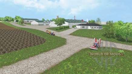 Modern American Farming v4.5 for Farming Simulator 2015