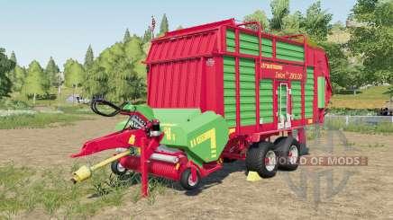 Strautmann Zelon CFS DO for Farming Simulator 2017