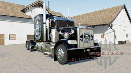 Peterbilt 388 CSM Trucking Custom for Farming Simulator 2017