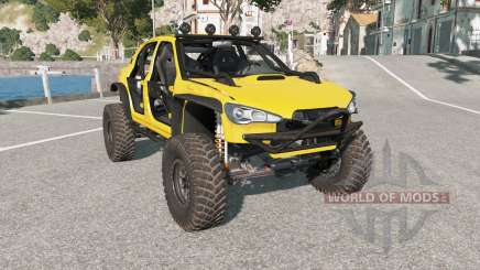 Hirochi Sunburst Rock Crawler v0.1.2 for BeamNG Drive