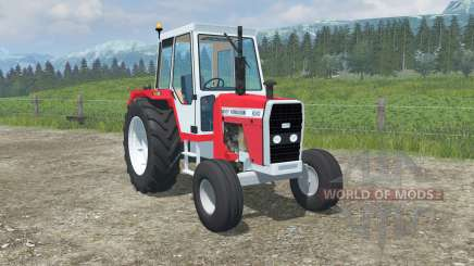 Massey Ferguson 690 front loadeɽ for Farming Simulator 2013