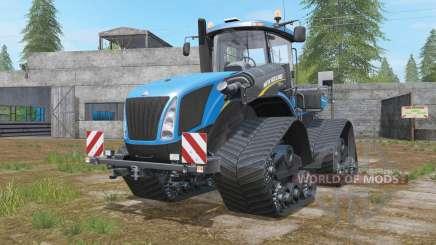 New Holland T9.700 SmartTrax track system for Farming Simulator 2017