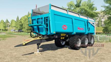 Maupu TDM 7632 EVOlution for Farming Simulator 2017