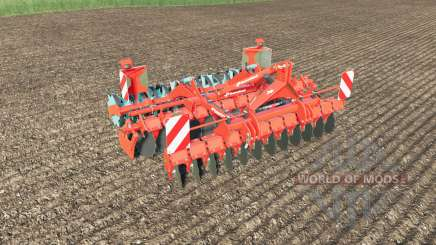 Kverneland Qualidisc Farmer 3000 meadow roller for Farming Simulator 2017