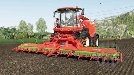 Krone BiG X 1180 multicoloɽ for Farming Simulator 2017
