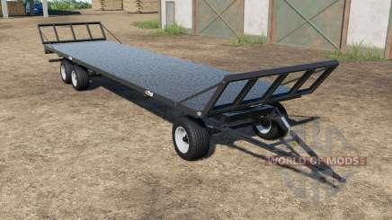 Fliegl DPW 180 black for Farming Simulator 2017