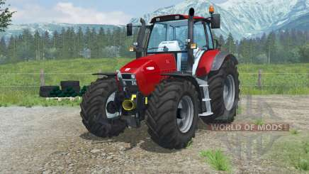 Hurlimann XL 130 in rot for Farming Simulator 2013