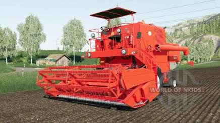 Bizon Super Z056 improved wheel for Farming Simulator 2017