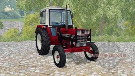 International 744 for Farming Simulator 2015