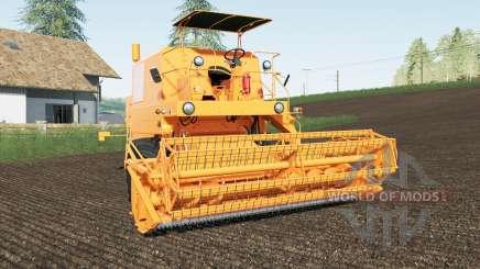 Bizon Super Z056 new sounds for Farming Simulator 2017