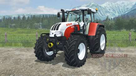 Steyr 6195 CVT for Farming Simulator 2013