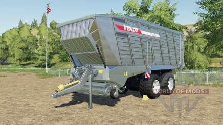 Fendt Tigo XR 75 D metallic for Farming Simulator 2017