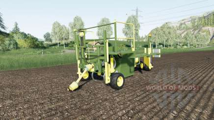 Damcon PL-75 faster planting speed for Farming Simulator 2017