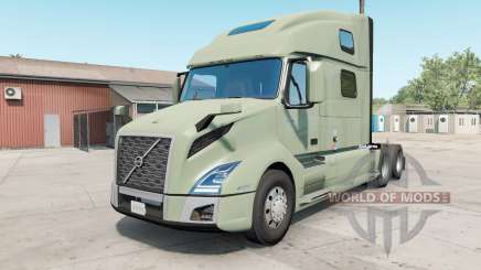 Volvo VNL 860 v2.22 for American Truck Simulator