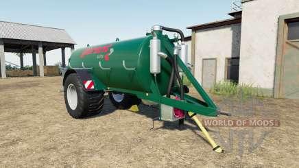 Kotte Garant VE 8.000 for Farming Simulator 2017