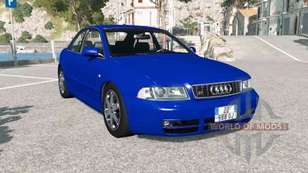 Audi S4 (B5) 2002 for BeamNG Drive