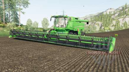 John Deere S760-S790 USA for Farming Simulator 2017