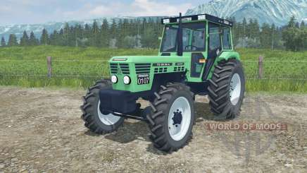 Torpedo TD 9006 A moving front axle for Farming Simulator 2013