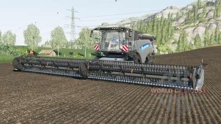 New Holland CR10.90 capacity increased for Farming Simulator 2017