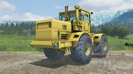 Kirovets K-701 MoreRealistic for Farming Simulator 2013