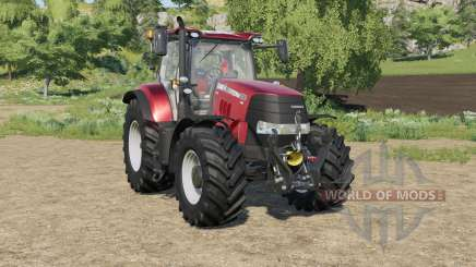 Case IH Puma CVX Metallic red for Farming Simulator 2017