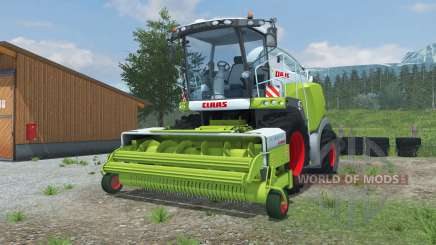 Claas Jaguar 980 interactive control for Farming Simulator 2013