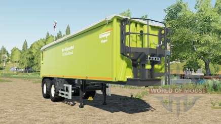 Krampe KS 950 fixed particle effects for Farming Simulator 2017