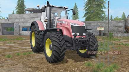 Massey Ferguson 8700 400000 hp for Farming Simulator 2017