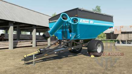 Kinze 1051 all fruit for Farming Simulator 2017