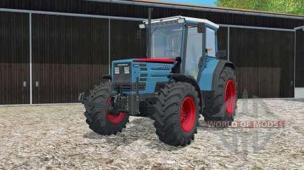 Eicher 2090 Turbo with FL console for Farming Simulator 2015