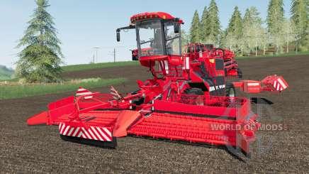 Holmer Terra Felis 3 Michelin tires for Farming Simulator 2017