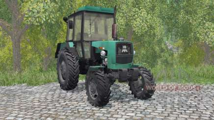 UMZ-8240 turquoise for Farming Simulator 2015
