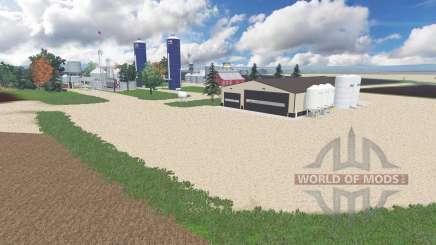 Outcast Farms for Farming Simulator 2015