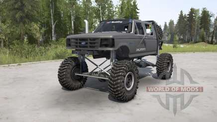 Ford F-350 Crew Cab 1992 Truggy for MudRunner