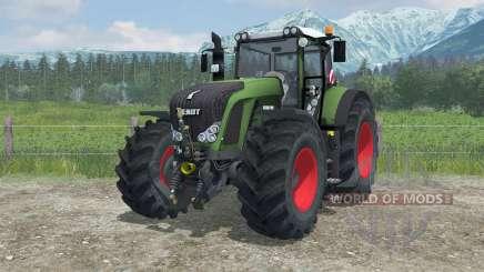 Fendt 924 Vario manual ignition for Farming Simulator 2013