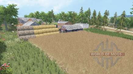 Radzany v2.1 for Farming Simulator 2015