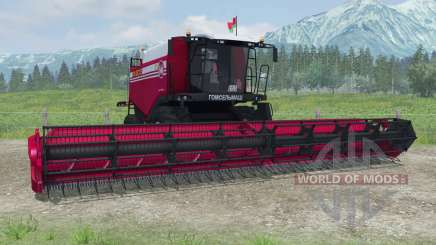 Palesse GS14 with Reaper for Farming Simulator 2013