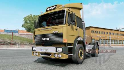 Iveco-Fiat 190-38 Turbo Special aztec gold for Euro Truck Simulator 2