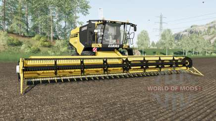 Claas Lexion 760 USA for Farming Simulator 2017